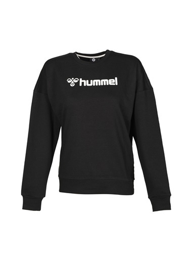 Hummel Hmlnaomi Kadın Sweatshirt Siyah